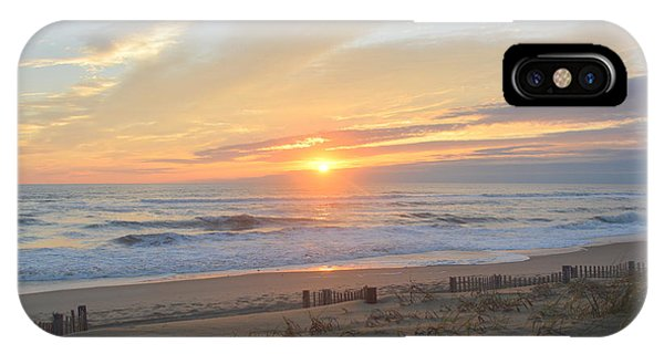 IPhone Case featuring the photograph September Sunrise  30 by Barbara Ann Bell