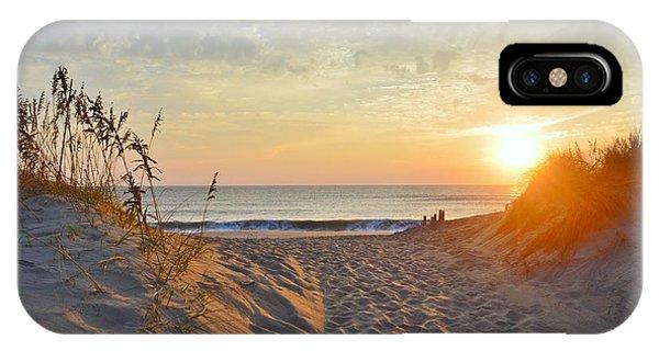 September Sunrise IPhone Case