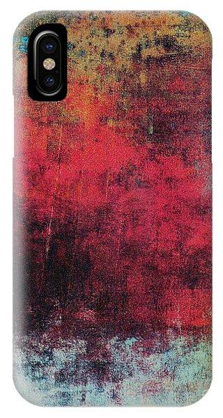 Ser. 1 #02 IPhone Case