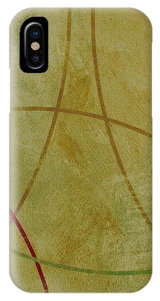 Ser. 1 #06 IPhone Case