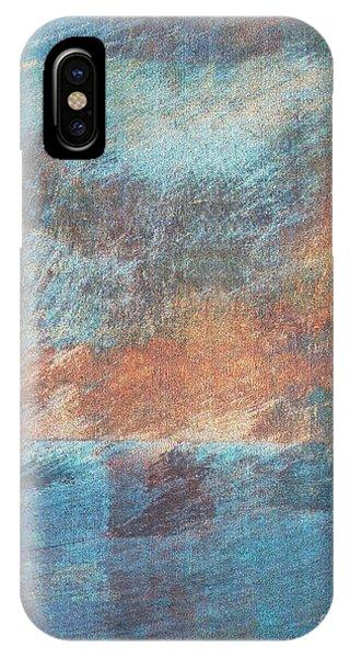 Ser.1 #09 IPhone Case