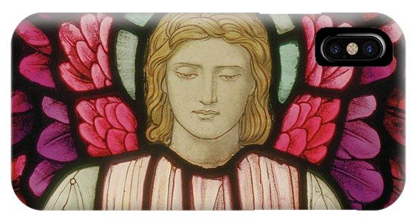 Seraphim Angel Detail, 1897 IPhone Case