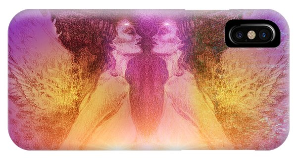 Seraphim IPhone Case