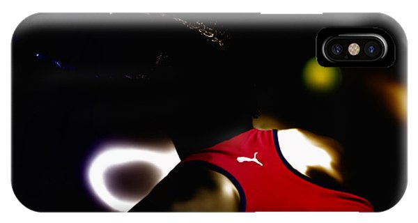 Venus Williams iPhone Case - Serena Williams Doing It by Brian Reaves