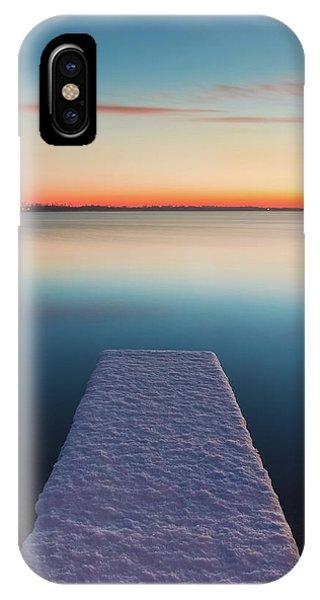 Serene Morning IPhone Case