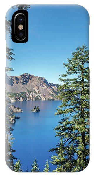 Serene Pines IPhone Case