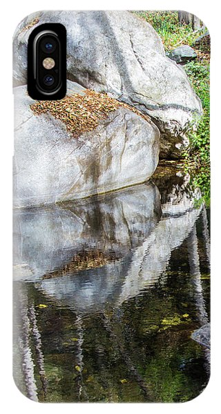 Serene Reflections IPhone Case