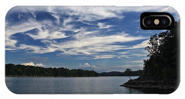 Serene Skies IPhone Case