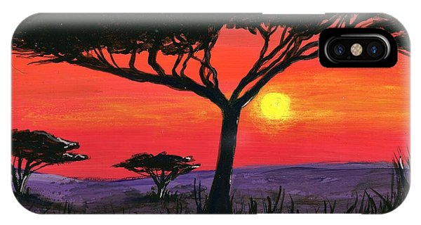 Kalahari  IPhone Case