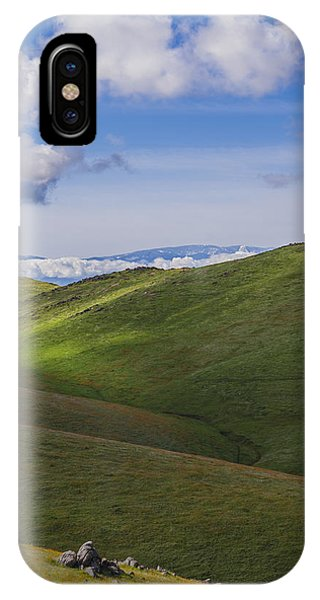 Serenity And Peace IPhone Case