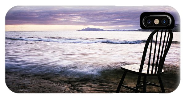 Serenity At Portlock IPhone Case