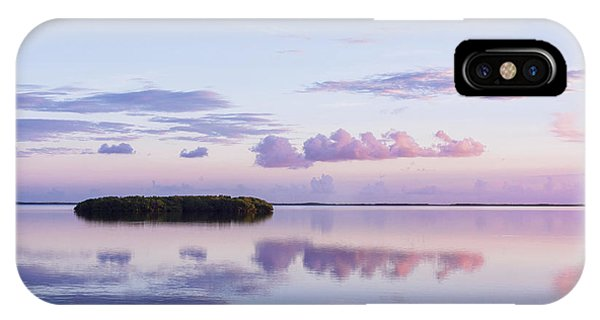 Serenity At Sunrise IPhone Case