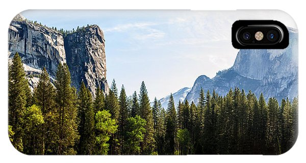 Us National Parks iPhone Case - Serenity by Az Jackson