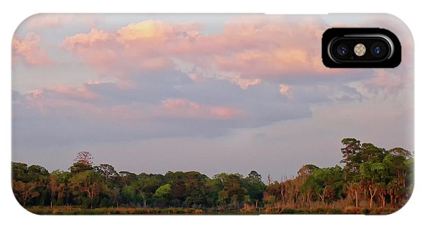 Wakulla iPhone Case - Serenity by Bill Chambers
