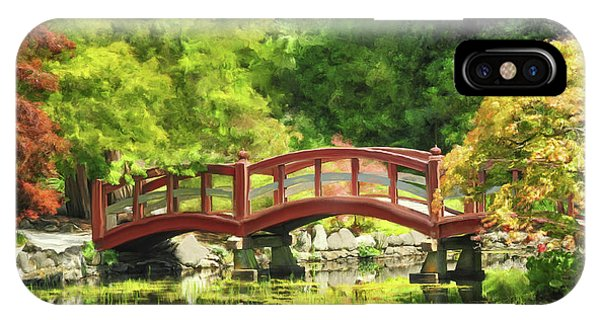 Serenity Bridge II IPhone Case