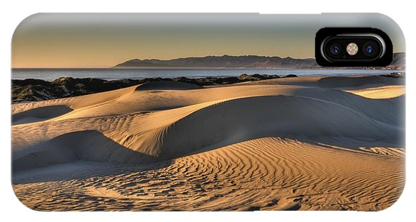 Serenity In The Dunes IPhone Case