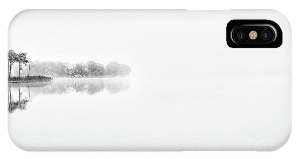 Loch Ard iPhone Case - Serenity by Janet Burdon