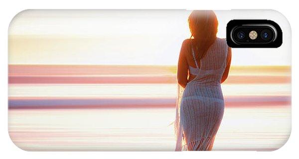 Serenity Sunset IPhone Case