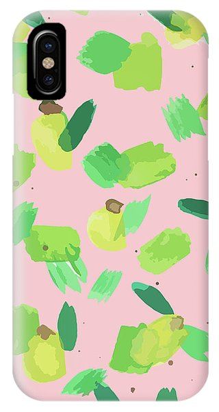 Series Pink 007 IPhone Case