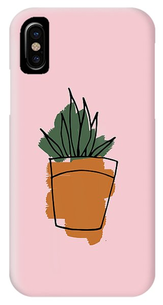 Series Pink 009 IPhone Case