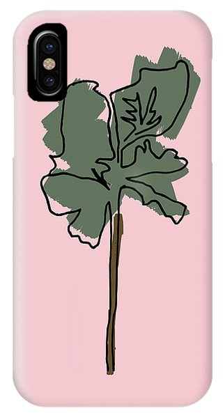 Series Pink 12 IPhone Case