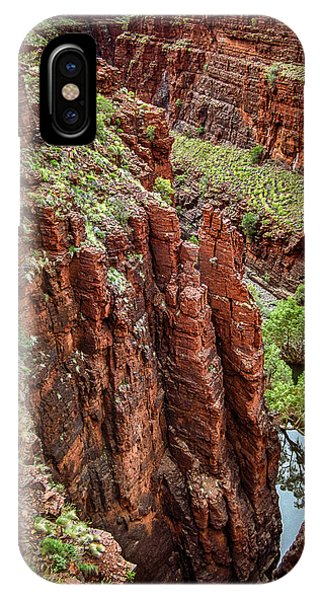 IPhone Case featuring the photograph Serious Crags by T Brian Jones