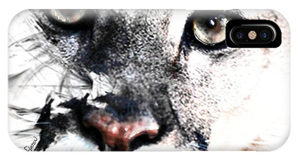 Seriously Cougar IPhone Case
