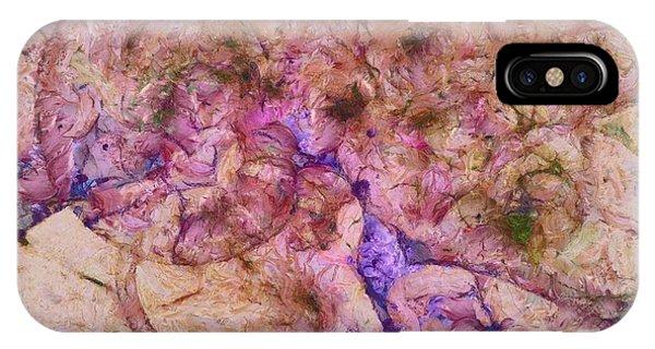 Atomic Tangerine iPhone Case - Serpulid Weave  Id 16101-195353-35630 by S Lurk
