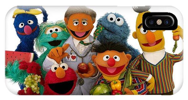Sesame Street IPhone Case