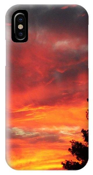 Desert Sunburst IPhone Case