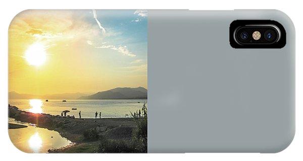 Sestri Levante Baia Delle Favole IPhone Case