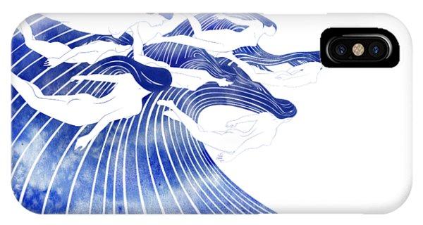 Seven Nereids IPhone Case