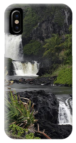 Seven Sacred Pools IPhone Case