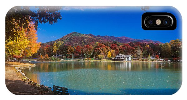 Seven Sisters From Lake Tomahawk IPhone Case