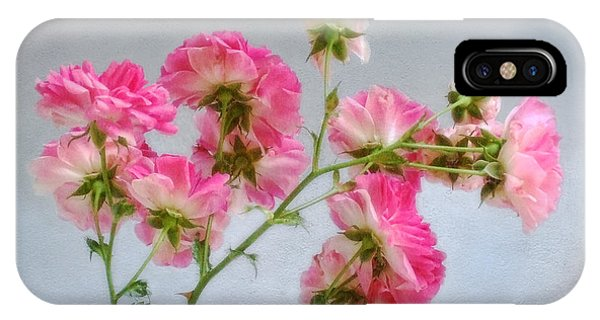 Seven Sisters Roses IPhone Case