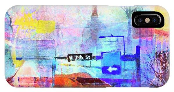 Seventh Street IPhone Case
