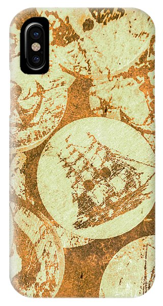 Navigation iPhone Case - Sewing Sails by Jorgo Photography - Wall Art Gallery