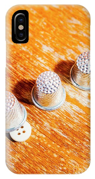 Magician iPhone Case - Sewing Tricks by Jorgo Photography - Wall Art Gallery