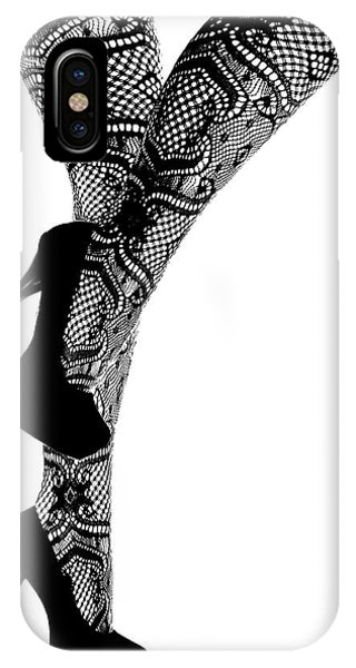 Sexy Legs In Stilettos IPhone Case