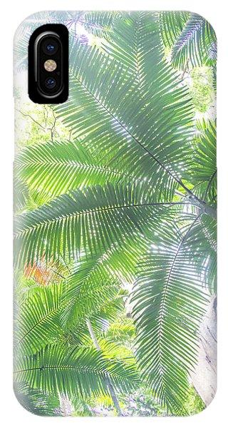 Nsw iPhone Case - Shade Of Eden  by Az Jackson