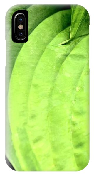 Shades Of Green IPhone Case