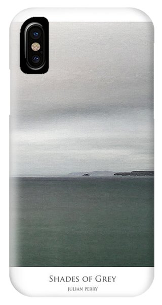 Shades Of Grey IPhone Case