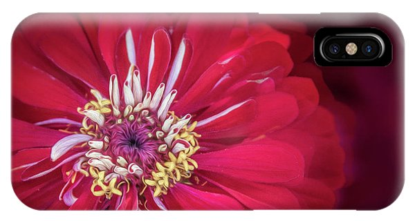 Shades Of Red IPhone Case