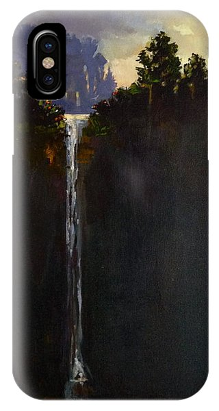 Shadow Falls IPhone Case