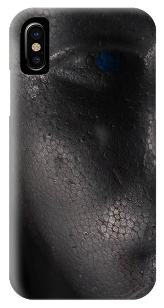 Shadow Man IPhone Case