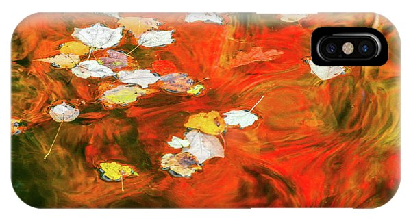 Shadow Of The Red Dragon IPhone Case