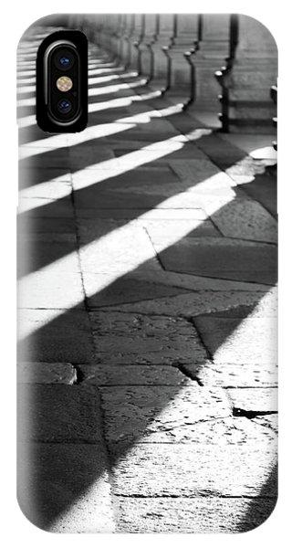 Shadow Play - Venice, Italy IPhone Case