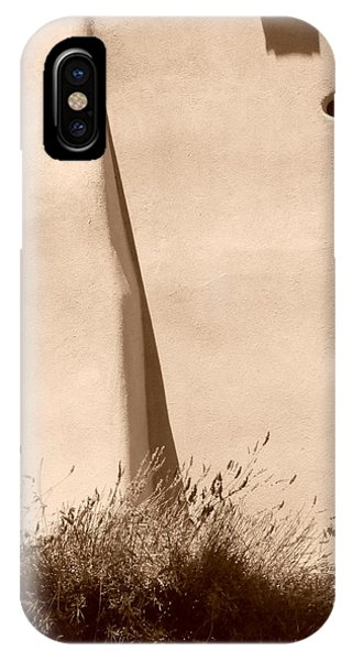 Shadows And Light In Santa Fe IPhone Case