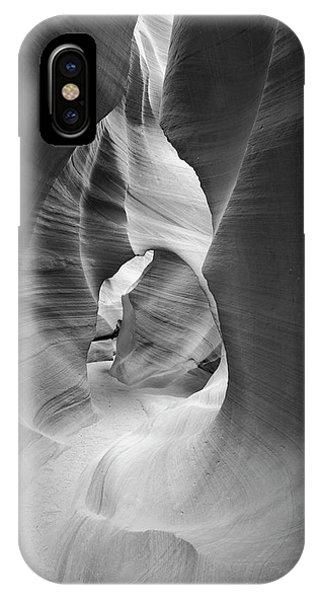 Shadows In Antelope Canyon IPhone Case