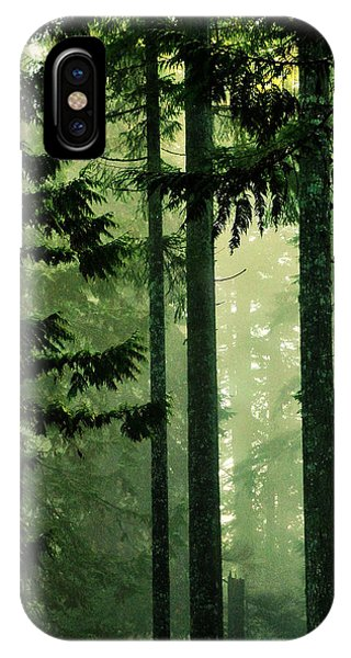 Shadows Of Light IPhone Case